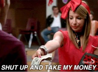 """When Book Lovers Say """"Just Take My Money"""""""