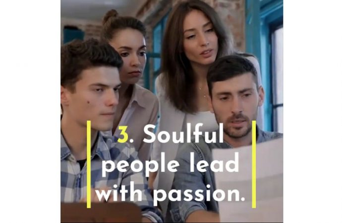 5 Characteristics Of A Soulful Leader (Video)