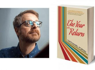 Interview With Nathaniel Popkin, Author Of The Year Of The Return