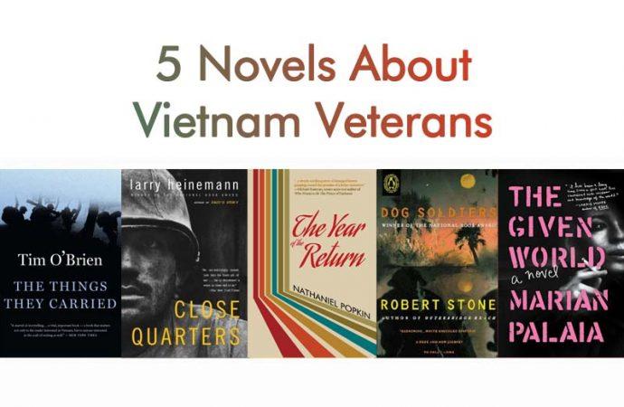 5 Novels About Vietnam Veterans