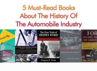 5 Must-Read Books About The History Of The Automobile Industry