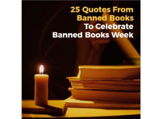 25 Quotes From Banned Books To Celebrate Banned Books Week (Video)