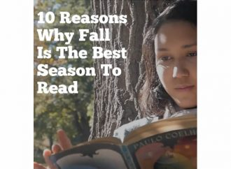 10 Reasons Why Fall Is The Best Season To Read Books (Video)