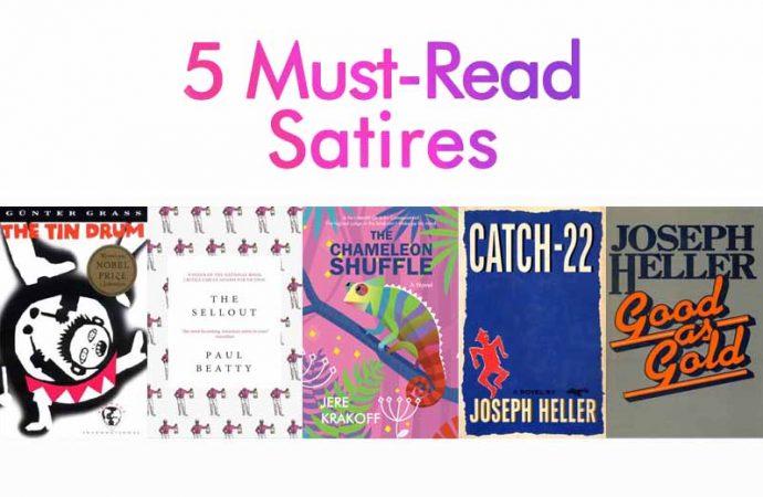 5 Must-Read Satires