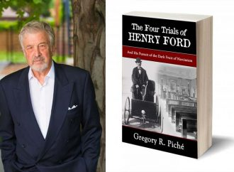 Interview With Gregory R. Piché, Author Of The Four Trials Of Henry Ford