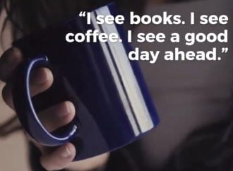 Books, Coffee, Good Day Ahead | Coffee Date With A Book