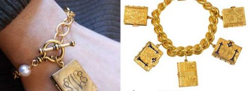 Charmed: 10 Must-Have Charms And Charm Bracelets For Book Lovers