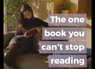 The One Book You Can't Stop Reading | Shelf-Control Problems