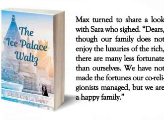 Read An Excerpt From The Ice Palace Waltz