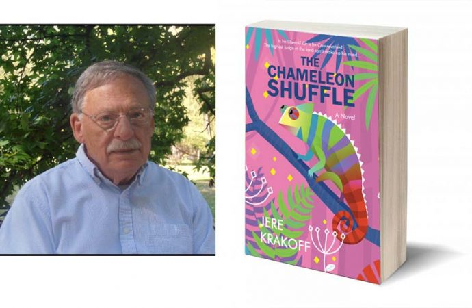 Interview With Jere Krakoff, Author Of The Chameleon Shuffle