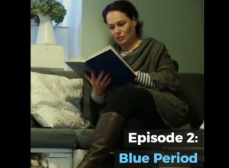 Blue Period   What Reading Looks Like Vs. What Reading Feels Like