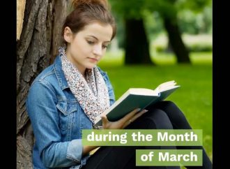 Literary Holidays During The Month Of March (Video)
