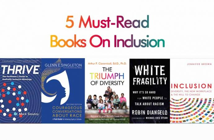 5 Must-Read Books On Inclusion