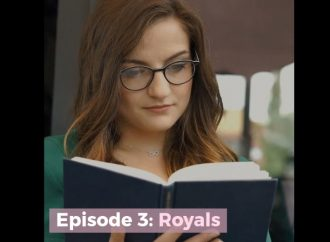 Royals | What Reading Looks Like Vs. What Reading Feels Like