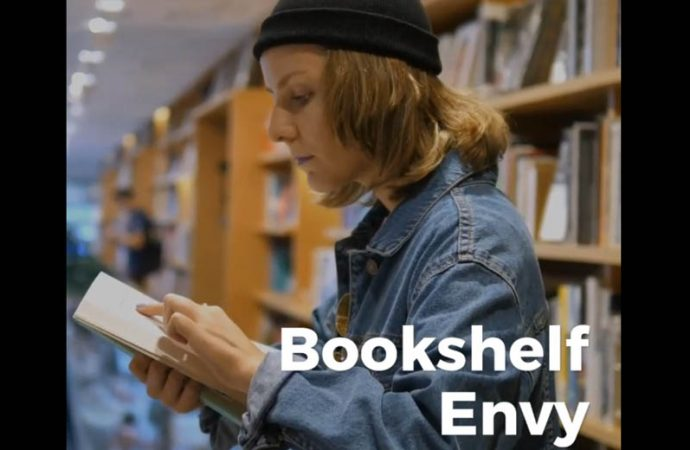 Bookshelf Envy | Shelf-Control Problems