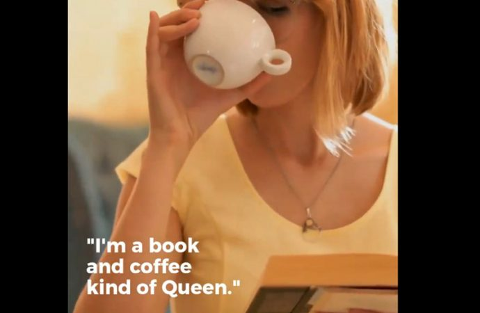 Book And Coffee Queen | Coffee Date With A Book