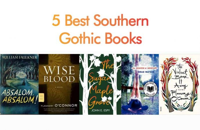5 Best Southern Gothic Books