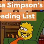 Lisa Simpson's Reading List