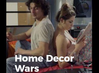 Home Decor Wars | Shelf-Control Problems