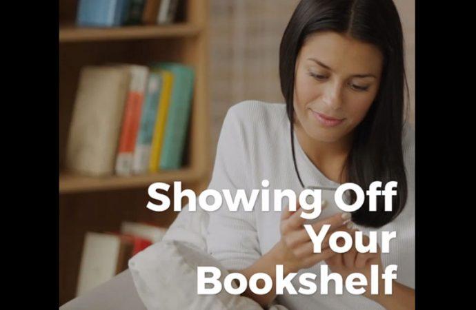 Showing Off Your Bookshelf | Shelf-Control Problems