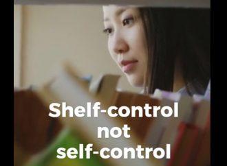 Shelf-Control Not Self-Control   Shelf-Control Problems