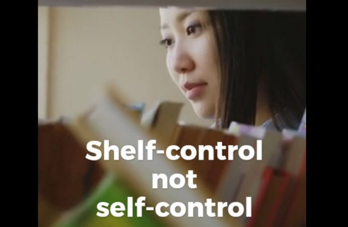 Shelf-Control Not Self-Control | Shelf-Control Problems