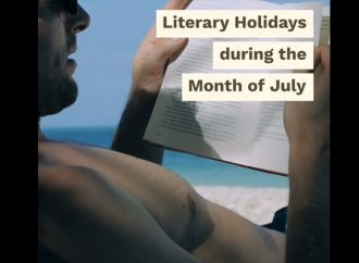 Literary Holidays During The Month Of July