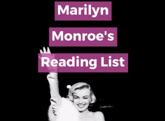Marilyn Monroe's Reading List