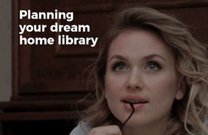 Planning Your Dream Home Library | Shelf-Control Problems