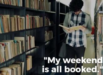 """""""My Weekend Is All Booked.""""   Shelf-Control Problems"""