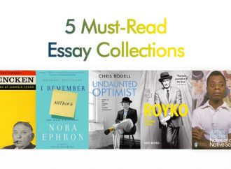 5 Must-Read Essay Collections