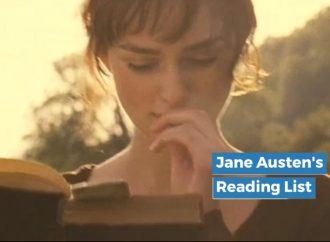 Jane Austen's Reading List