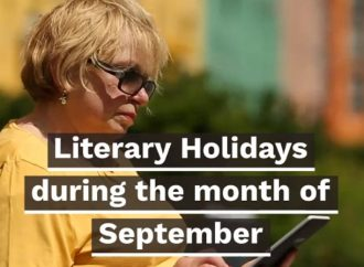 Literary Holidays During The Month Of September