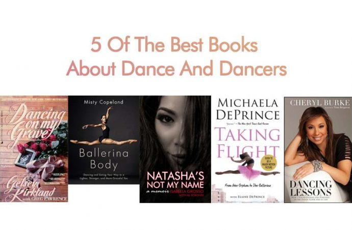 5 Of The Best Books About Dance And Dancers