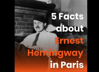 5 Facts About Ernest Hemingway In Paris