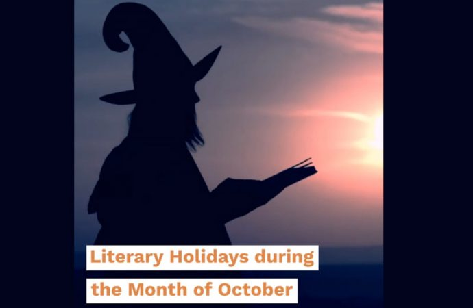 Literary Holidays During The Month Of October