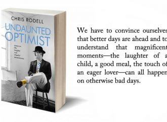 Read An Excerpt From Undaunted Optimist By Chris Rodell