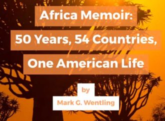 Africa Memoir By Mark G. Wentling   Official Book Trailer