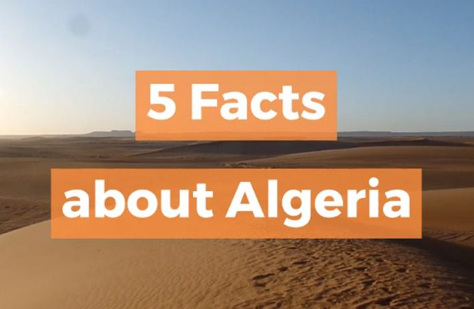 5 Facts About Algeria From Africa Memoir