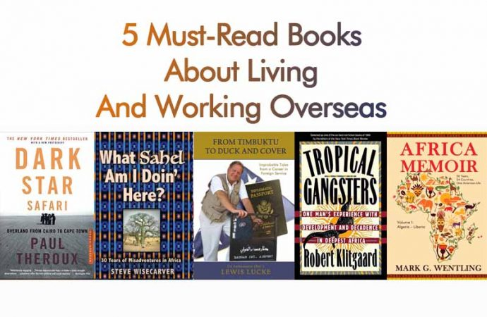 5 Must-Read Books About Living And Working Overseas