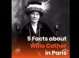 5 Facts About Willa Cather In Paris