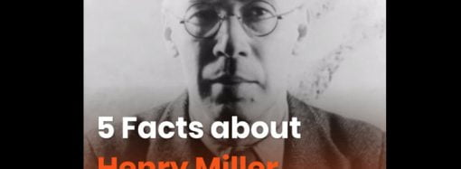 5 Facts About Henry Miller In Paris