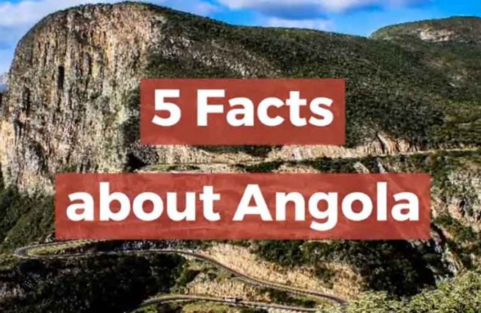 5 Facts About Angola From Africa Memoir
