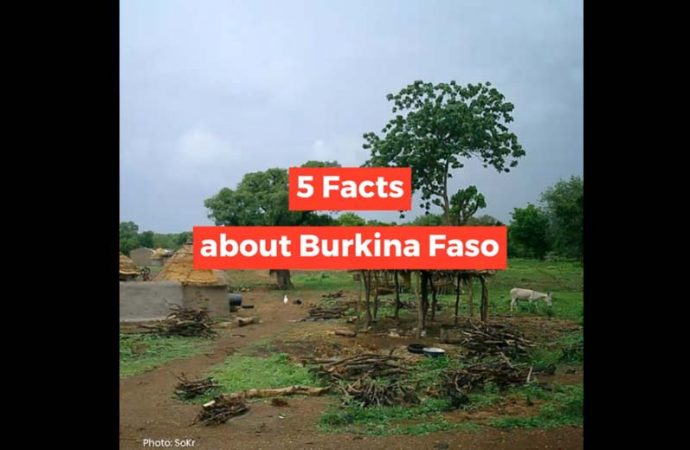 5 Facts About Burkina Faso From Africa Memoir