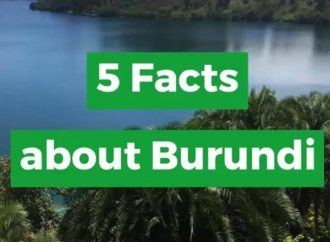 5 Facts About Burundi From Africa Memoir