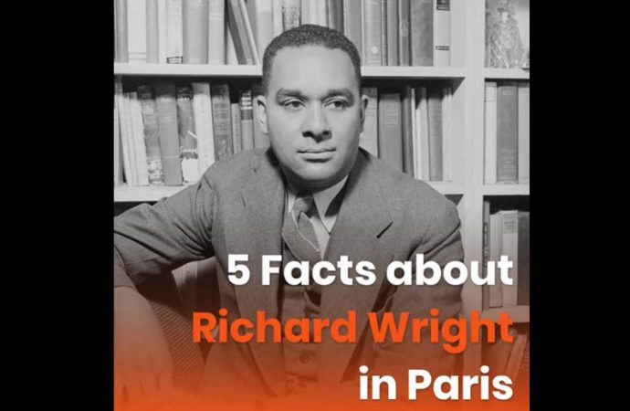 5 Facts About Richard Wright In Paris