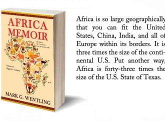 Read An Excerpt From Africa Memoir By Mark G. Wentling