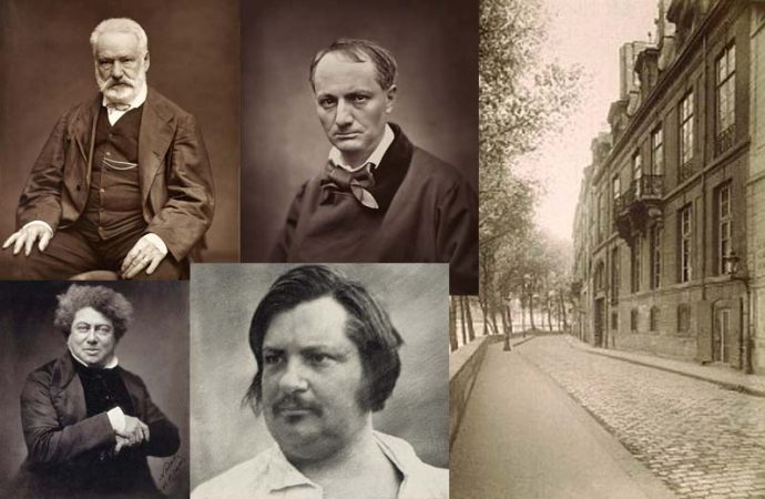 French Writers And The Club Des Hashischins