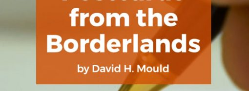 Postcards From The Borderlands By David H. Mould | Official Book Trailer