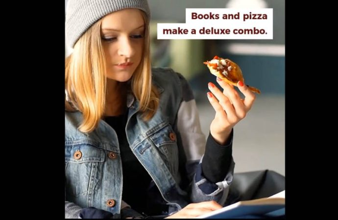 Top 6 Books To Pair With Pizza